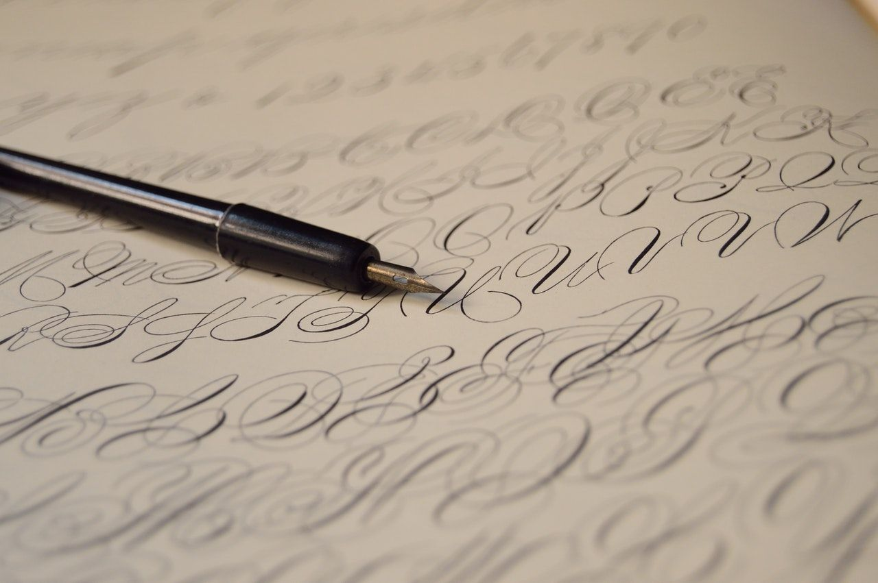 Top 5 Calligraphy Practise Tips for Beginners